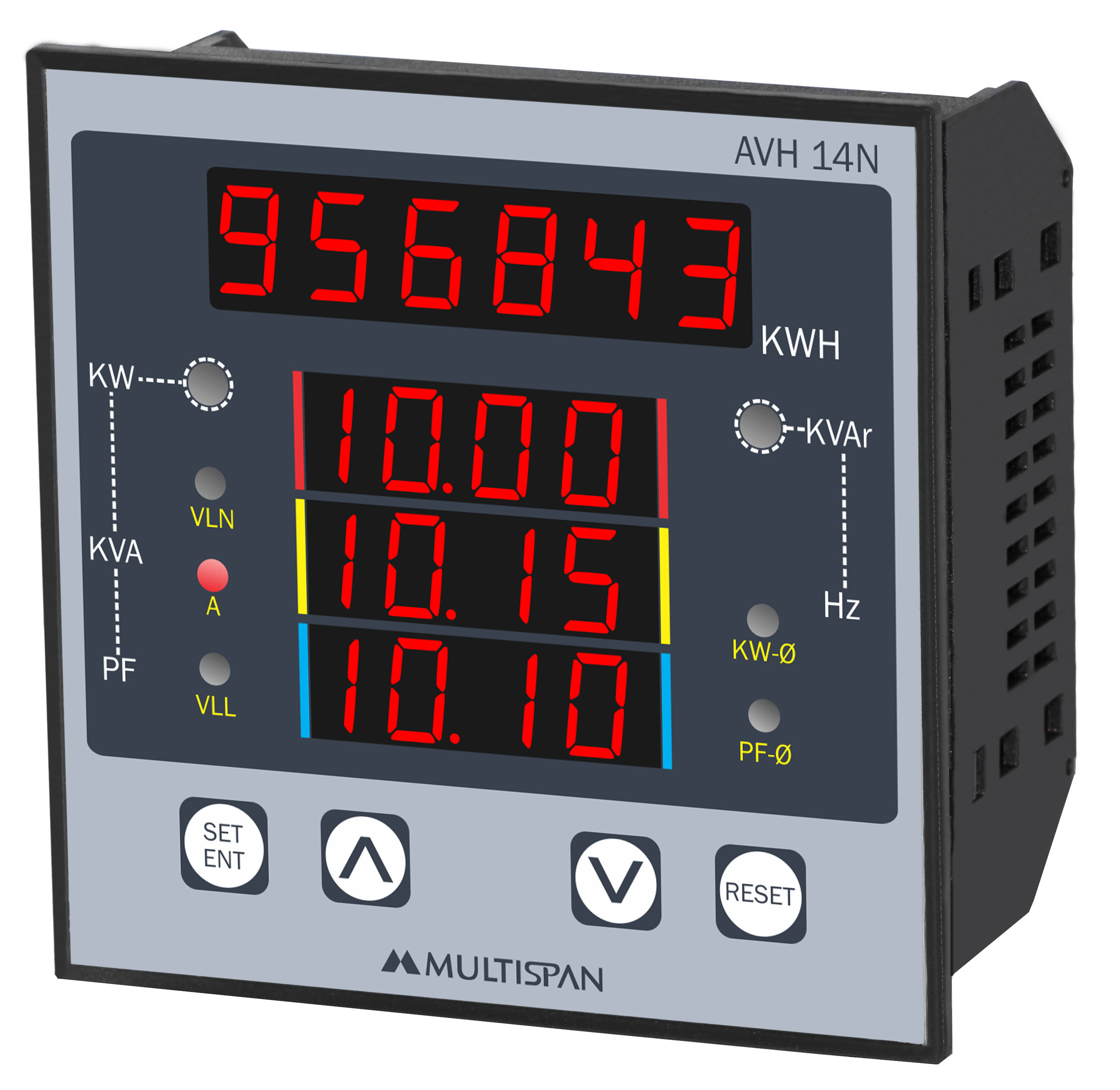 Đồng hồ đo năng lượng đa chức năng