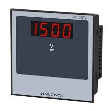 Đồng hồ đo điện áp DC