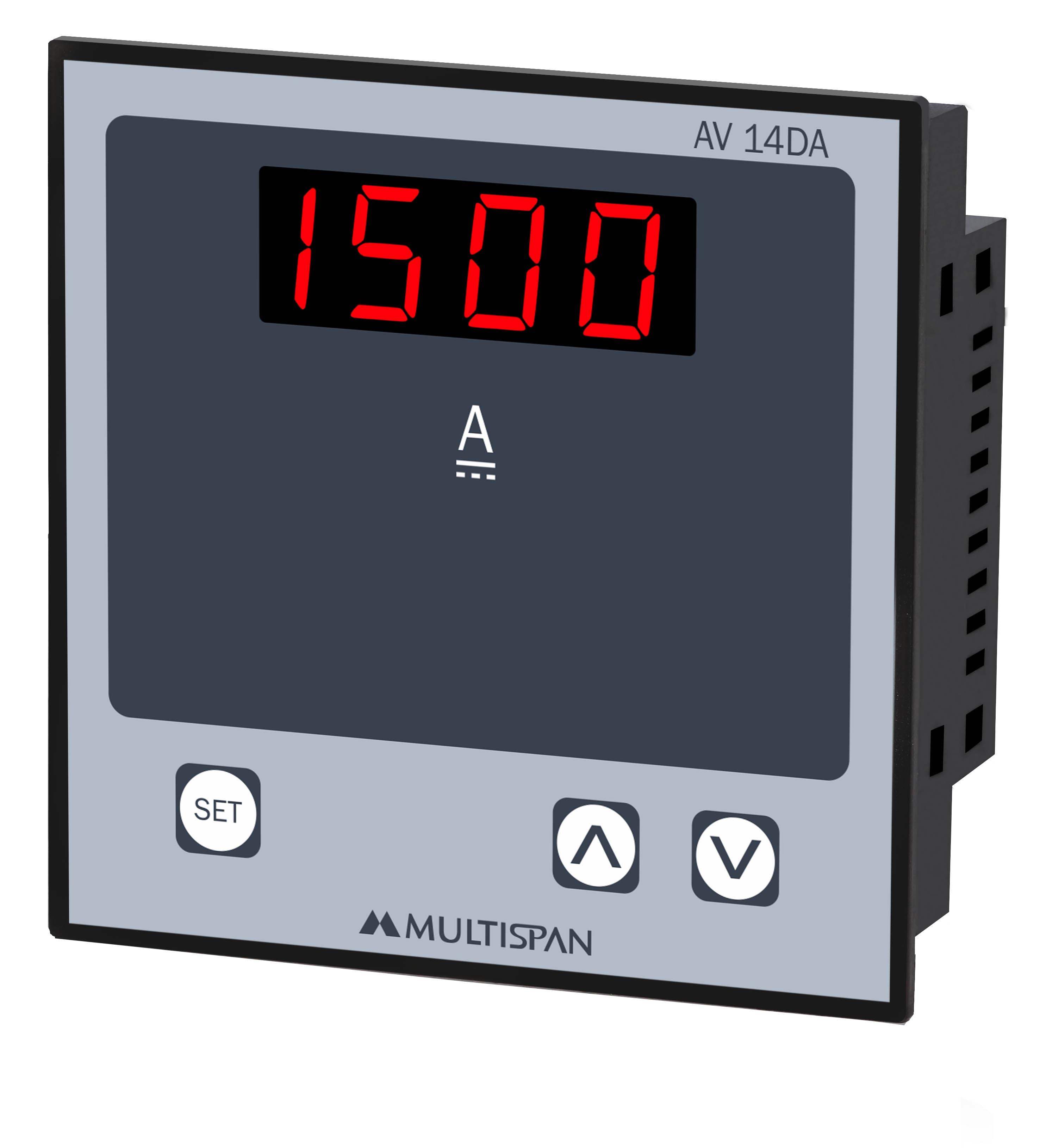 Đồng hồ đo dòng điện DC