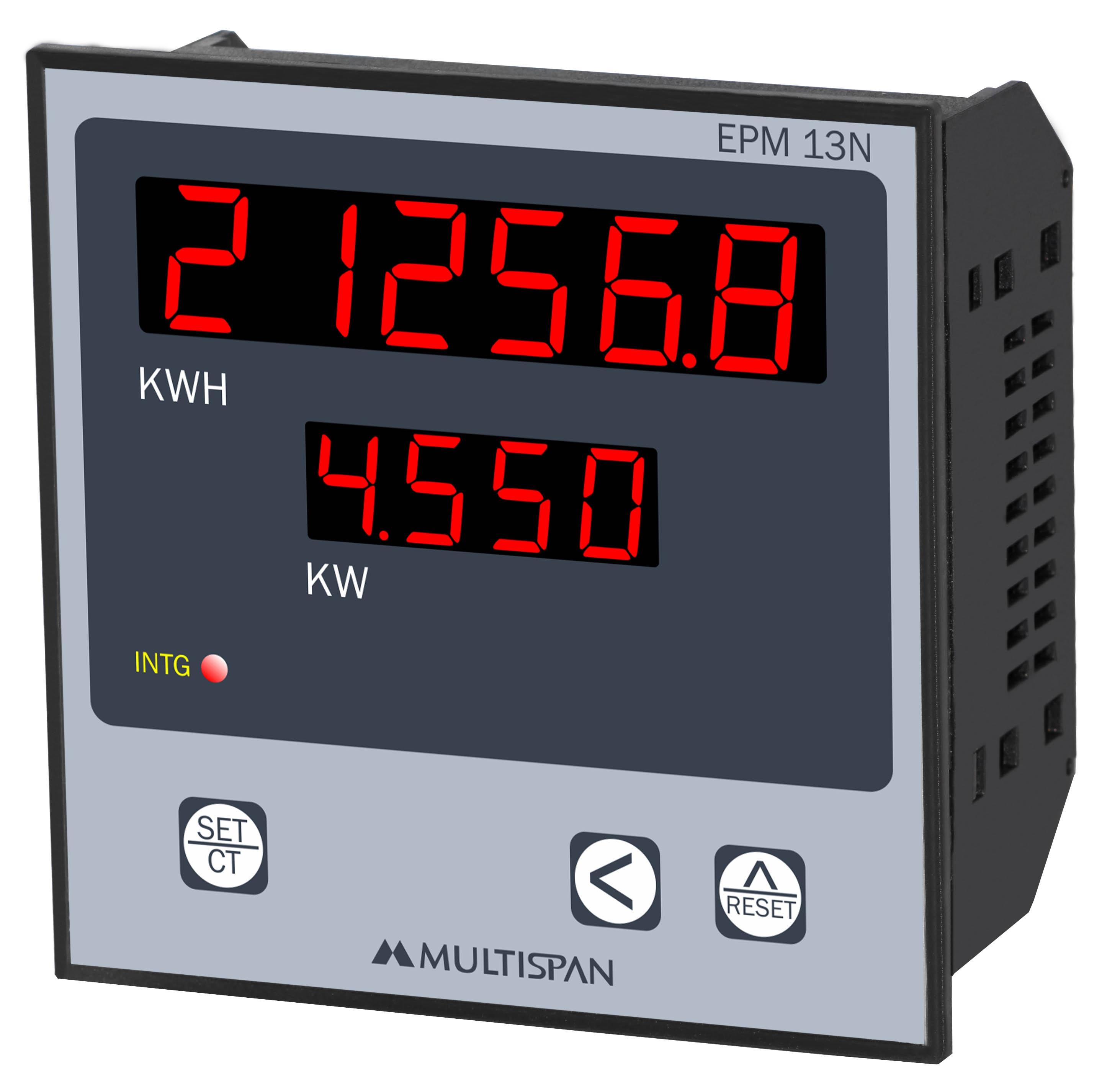 Đồng hồ đo năng lượng 3 pha